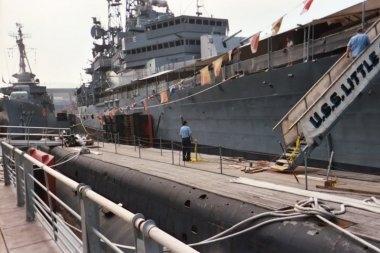 SS Crocker US Navy