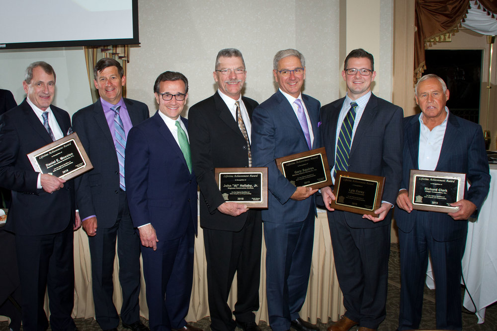 Builders Exchange of Rochester hosts 2018 Craftsmanship Awards - AAC Contracting President, Kevin Cannan, received the Lifetime Achievement Award!