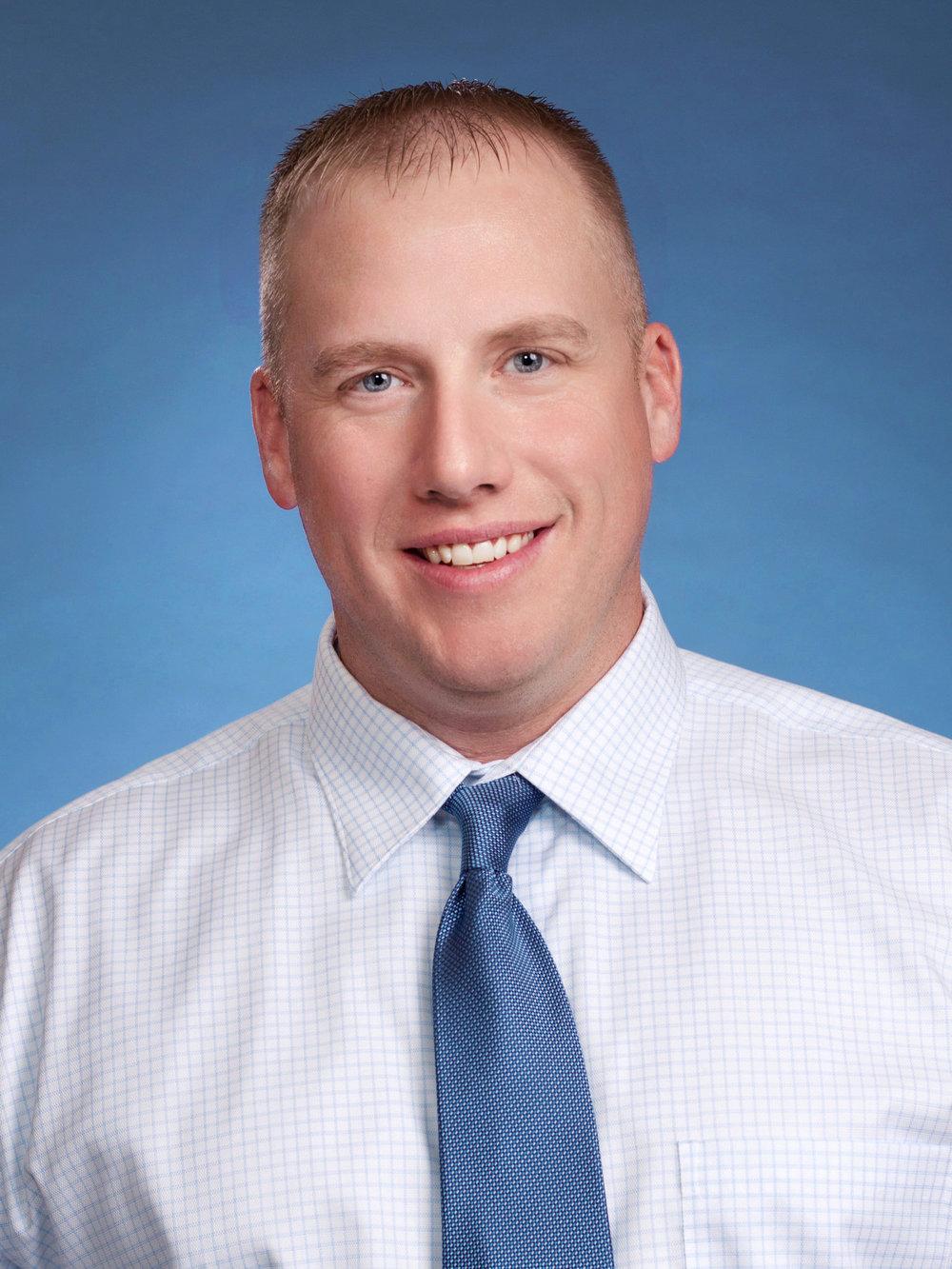 Thomas Robbins - Labor Superintendent