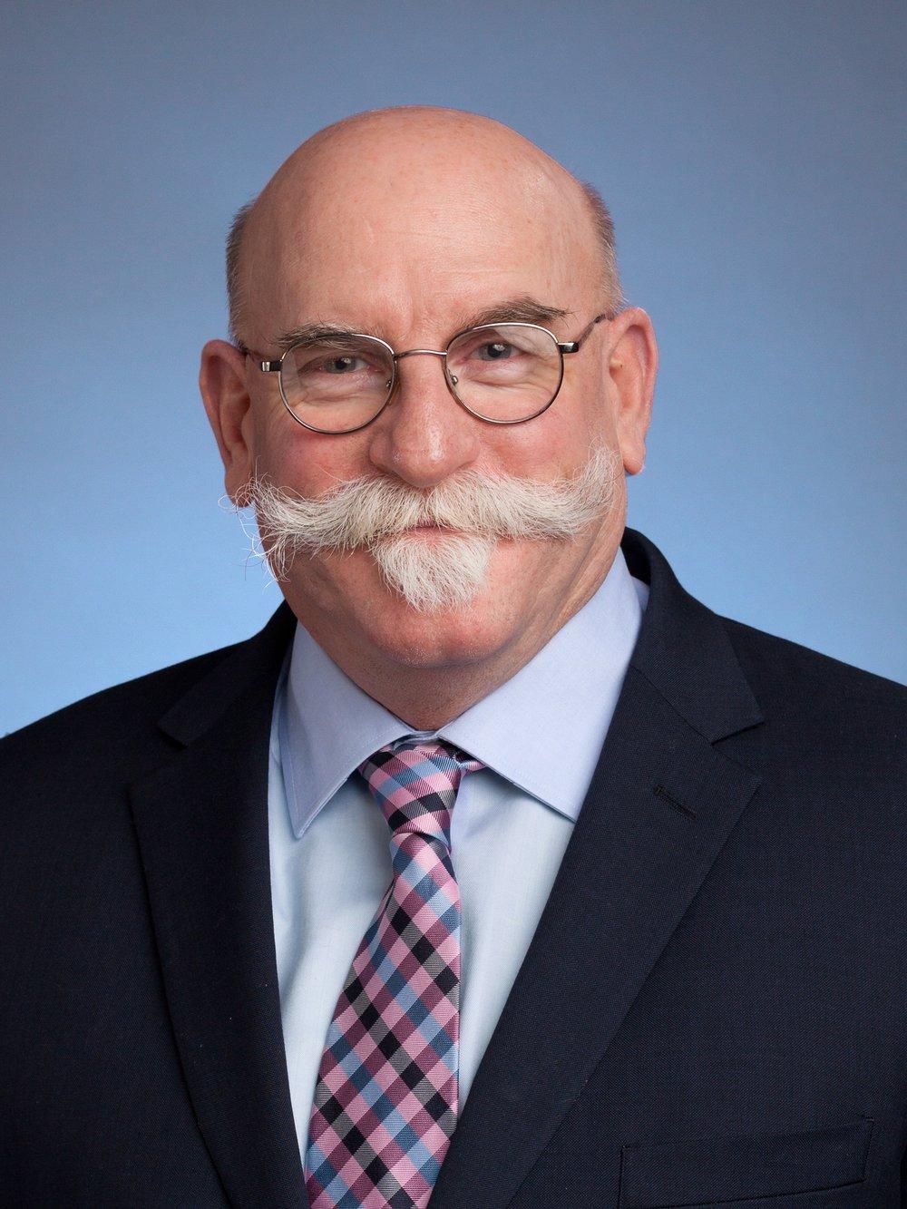Charlie St. George - Superintendent