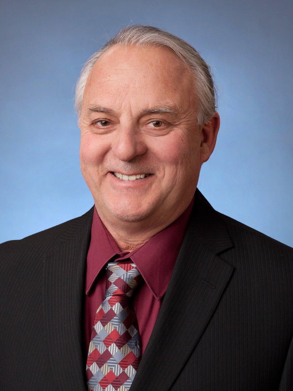 Jim Helfer - Superintendent