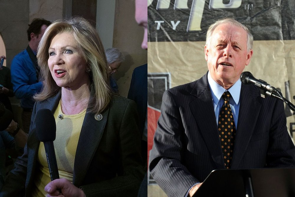 A tight senate race is Upon Us: MarshA Blackburn (R) vs. Phil Bredesen (D)
