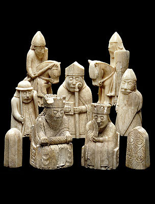 The Lewis Chessmen I The