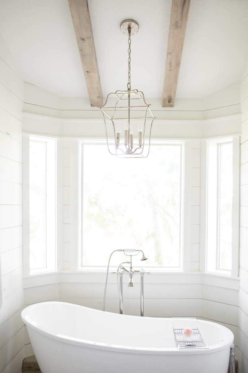 Classic Farmhouse Bathroom -