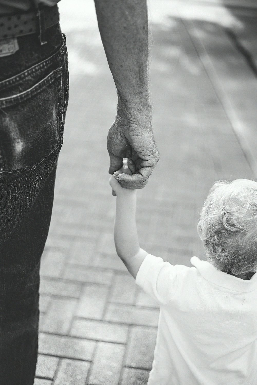 I nonni prendano per mano il futuro