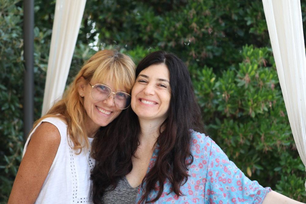 2 authors tuscany.JPG