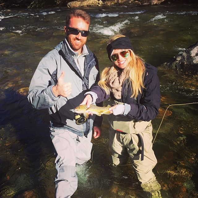 ***GIVE-AWAY ALERT*** Fly Fishing has been named one of the hottest romantic adventures and for great reasons. Being outside in nature really does something for the soul. It's Valentines week and Adventures Proposed has teamed up with Western North Carolina's own @abs_flyfishing to offer a chance to win guided fly fishing lessons for two! That's right, we'll select one lucky winner to receive a gift that will be remembered for a lifetime!  ___  HOW TO ENTER: 1. Be sure to follow profiles @adventuresproposed and @abs_flyfishing 3. Tell us in the comments below about a favorite adventure you've had  3. Tag an adventure loving friend to enter them as well (bonus entry if you tag additional friends!) ___  Winner will be announced on Valentines Day (2/14/2019, 9am EST). Legal disclaimer: This give away is not sponsored, endorsed or associated with Instagram or Facebook • • • #adventuresproposed #flyfishing #5050onthewater #wanderlust #adventureseeker #goexplore #romanticadventure #valentines2019 #valentinesdaygift #asheville #westernnorthcarolina