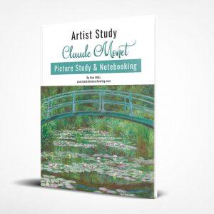 Artist study Claude Monet