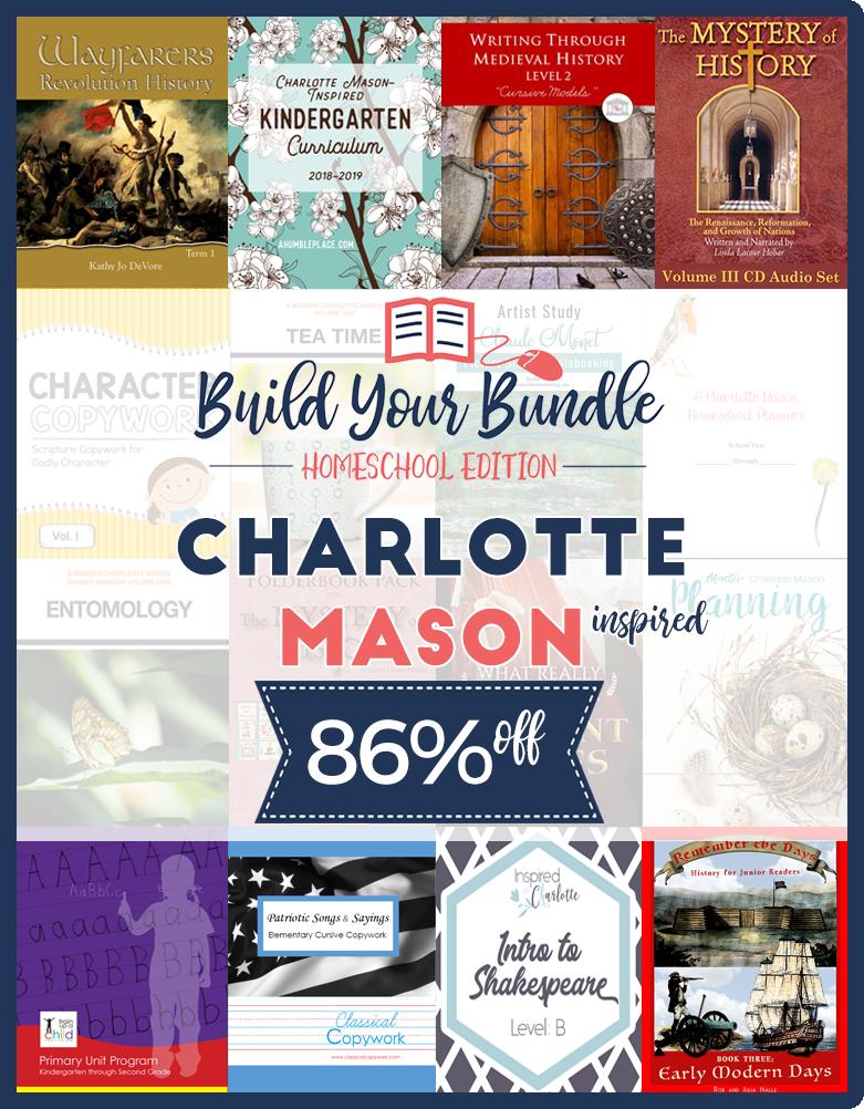 Charlotte Mason Bundle