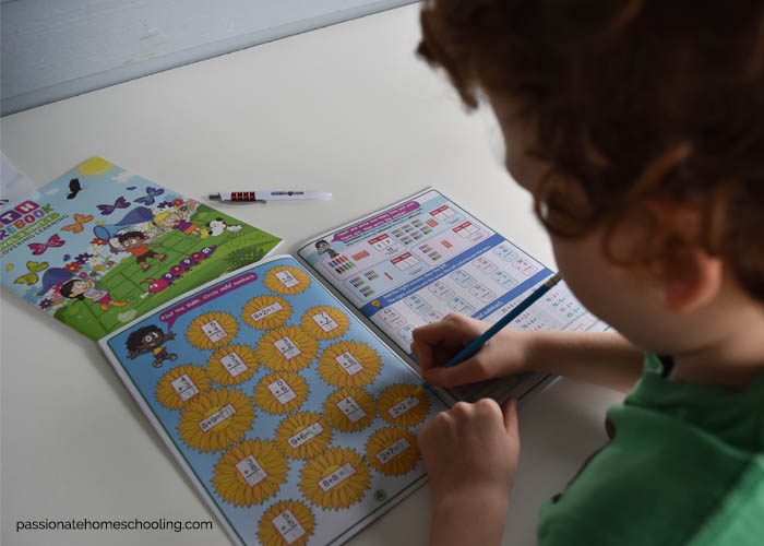 Discovering Learning Easy Math Practice