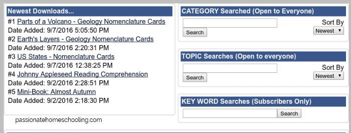 CHSH Teach Search Area