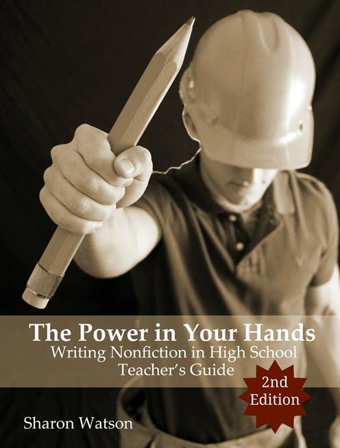 Teacher guide for high school non fiction writing