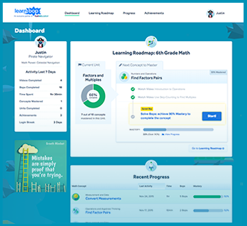 Online math program