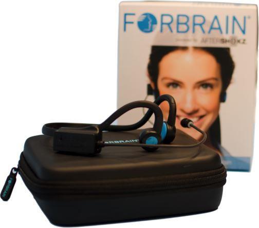 Forbrain headsets