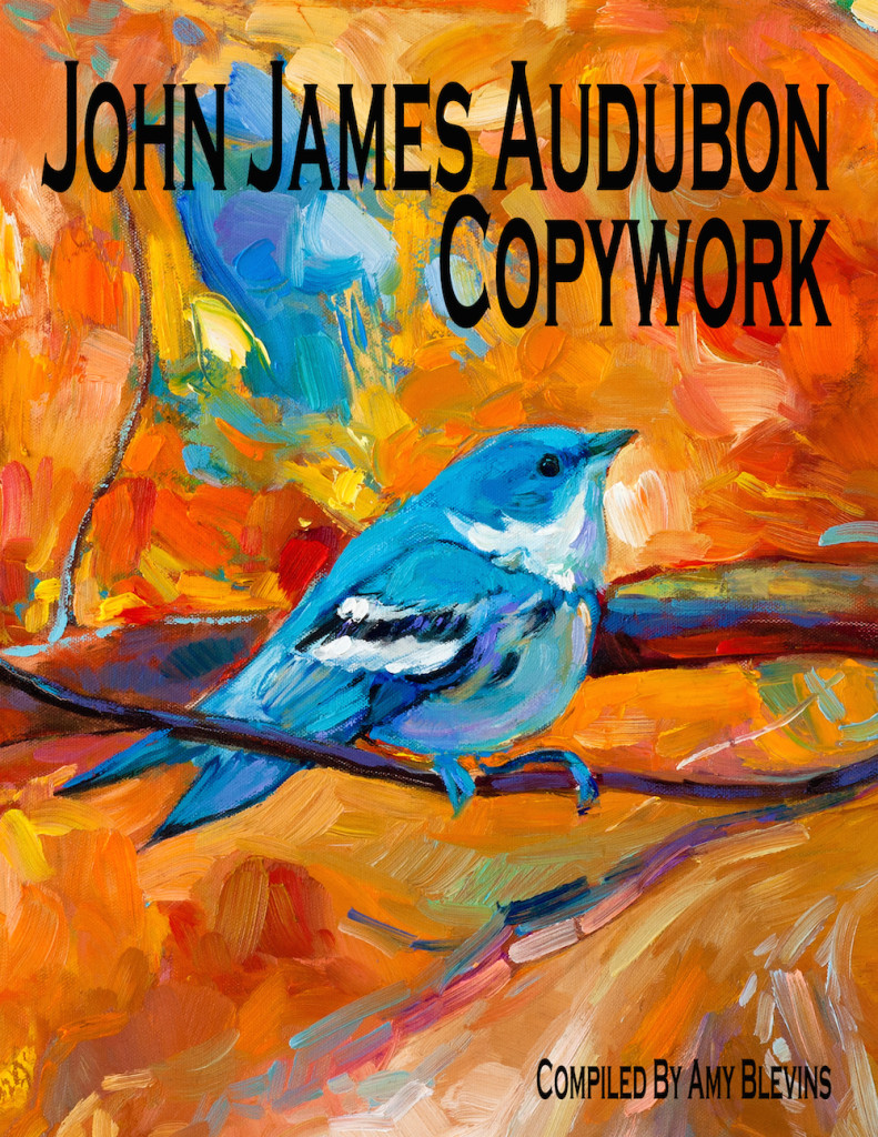 John James Audubon Copywork Cover