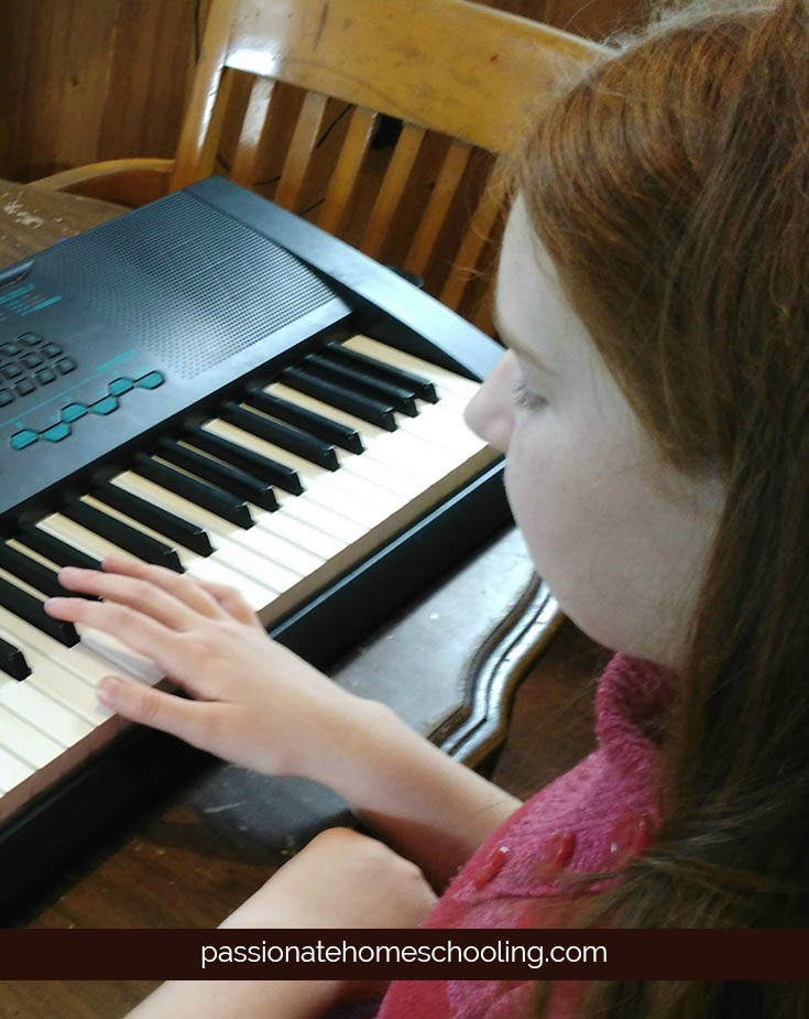 Piano Music Lessons For Kids
