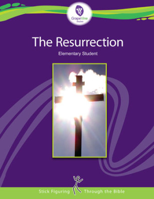 The Resurrection Bible Study For Kids