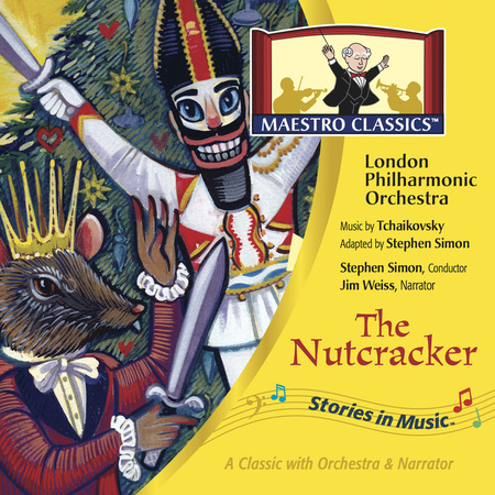 The Nutcracker Audio Story