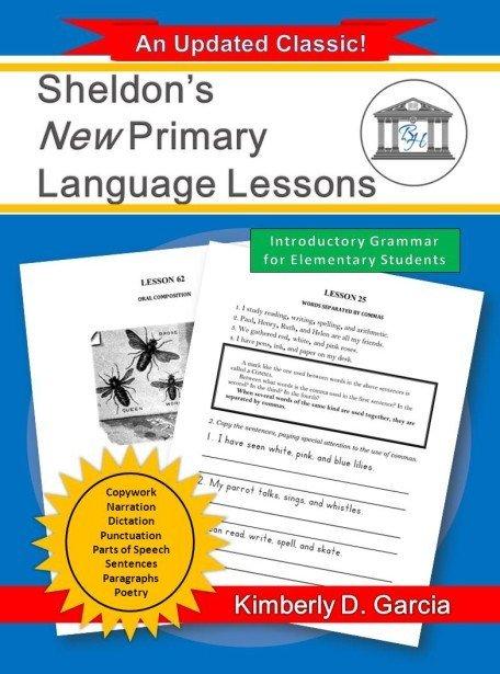 Sheldon New Primary Language Lessons
