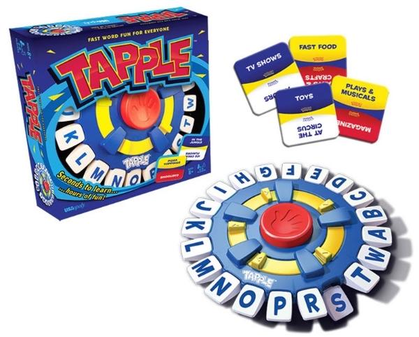 Tapple Family Game Night