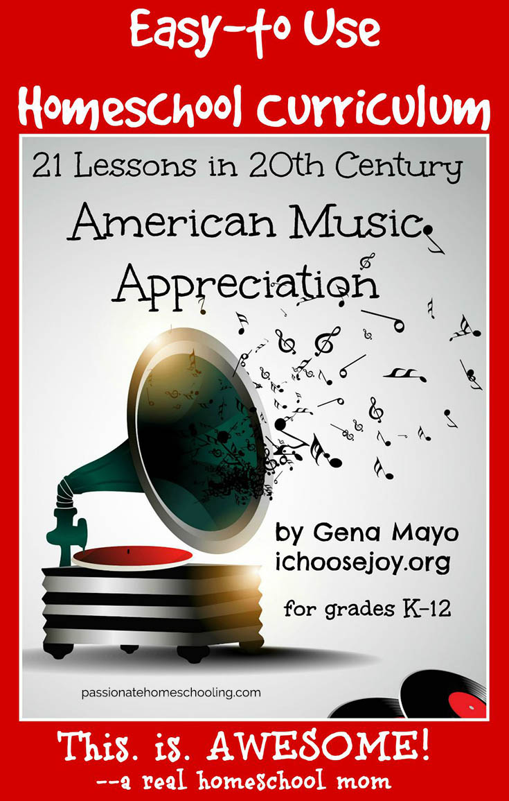21 Lessons in 20th Century American Music Appreciation