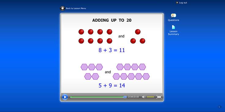 Online Math Video Lesson
