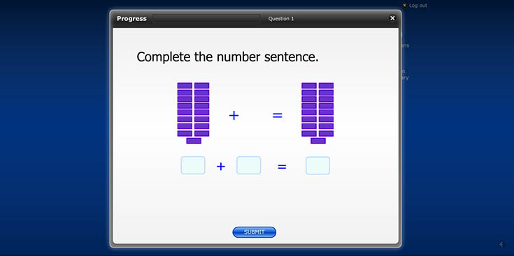 CTC Math grade 1 math question