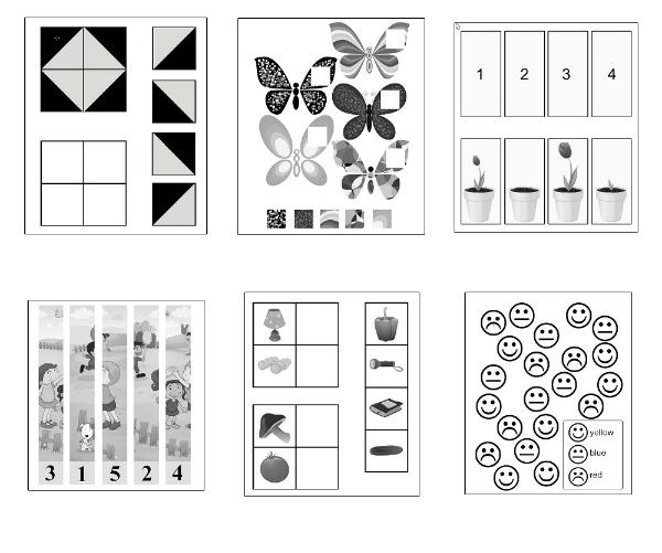 Logic Puzzle Worksheets For Kids