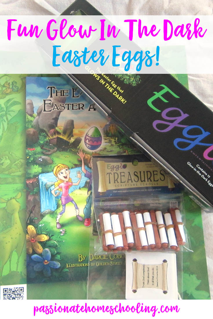 Fun Glow In The Dark Easter Eggs. I just love how pretty these eggs are, perfect for Easter egg hunts!