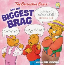 Berenstain Bears And The Biggest Brag