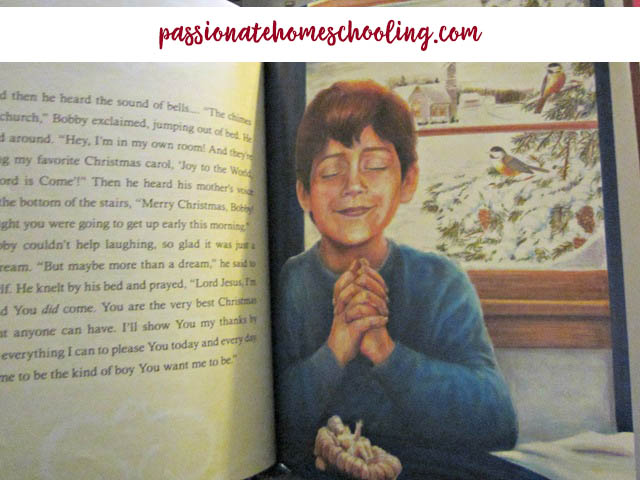 Christmas Story Book For Kids