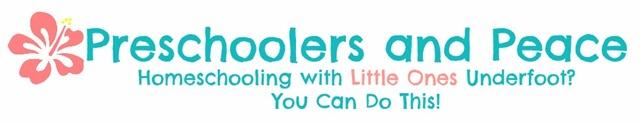 Preschoolers and Peace Logo