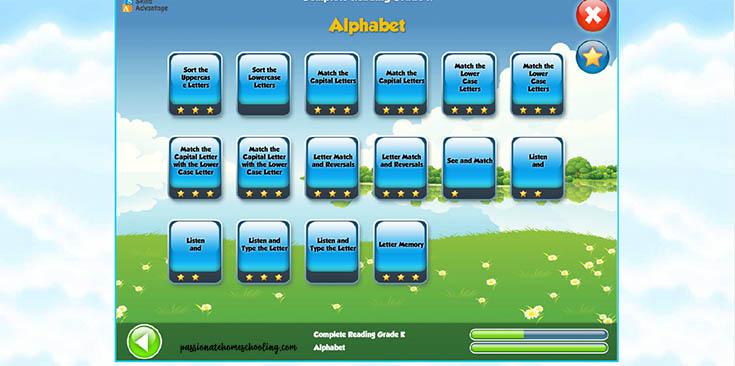 Alphabet Practice For Kindergarten