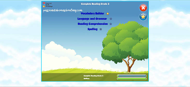 Reading Lessons Grade 3