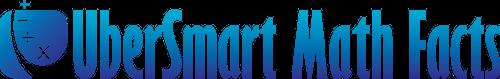 Ubersmart Math Facts Logo