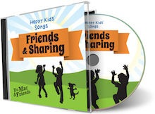 Kids Music About Sharing