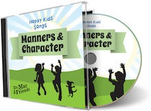 Kids Songs About Manners And Character