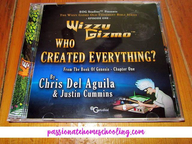 Wizzy Gizmo Christian Audio Drama