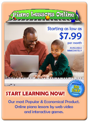 Kinderbach Online Piano Lessons