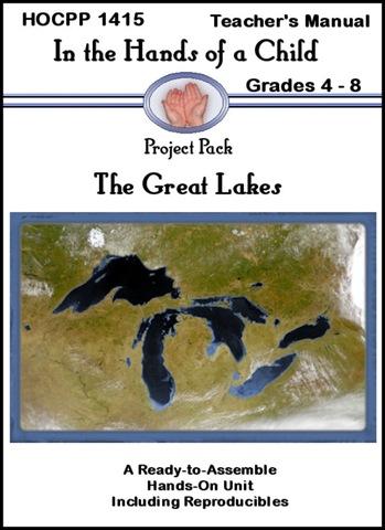 Great Lakes Lapbook