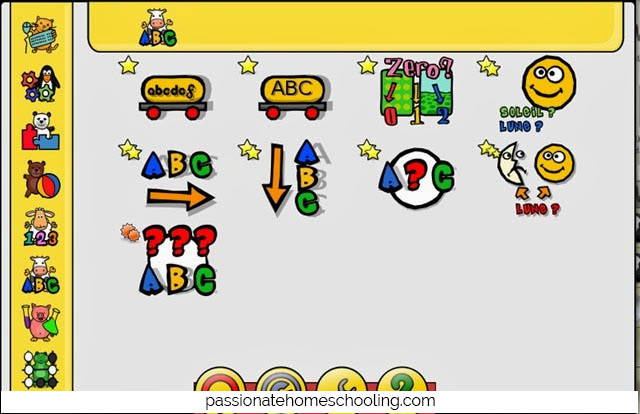 Gcompris2 Games For Kids