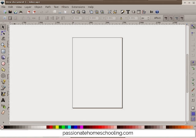 Inkscape Free Vector Drawing Software