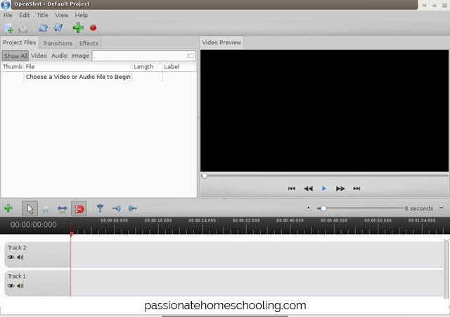 Openshot Free Video Editor