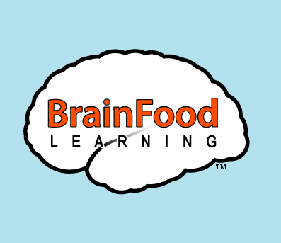 BrainFood Learning Logo