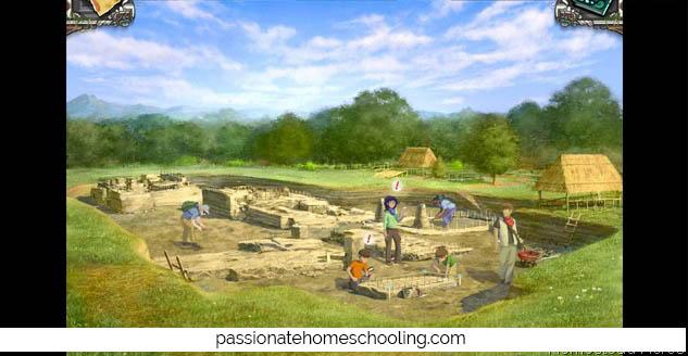 Mayan History Kids