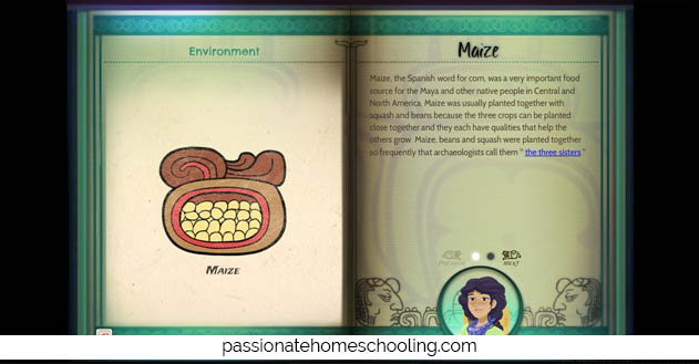 Mayan Archaeology Game For Kids