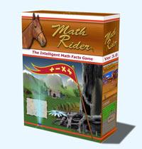 Math Rider Game