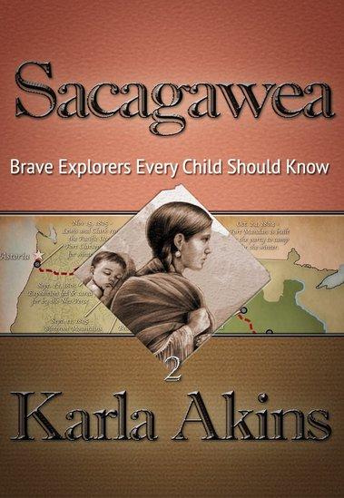 Sacagawea Book