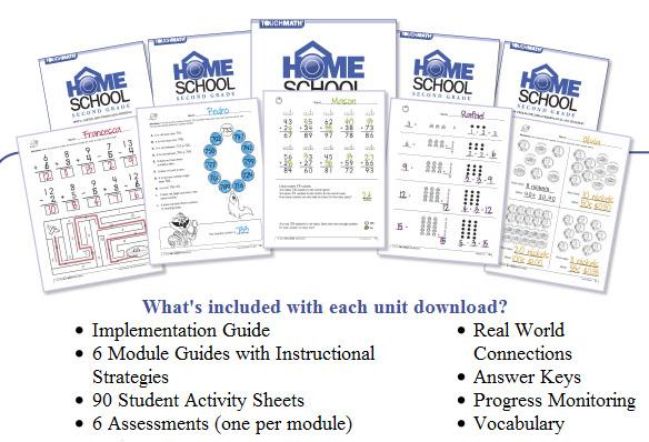 2nd Grade Math Program