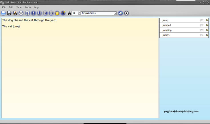 Free Word Processor For Kids